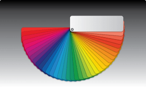 photo of colours