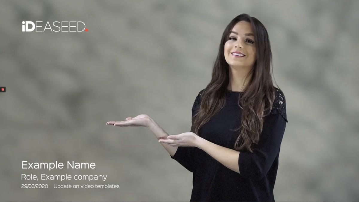 Ideaseed Sample Video